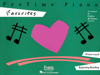 Product Cover for PreTime® Piano Favorites