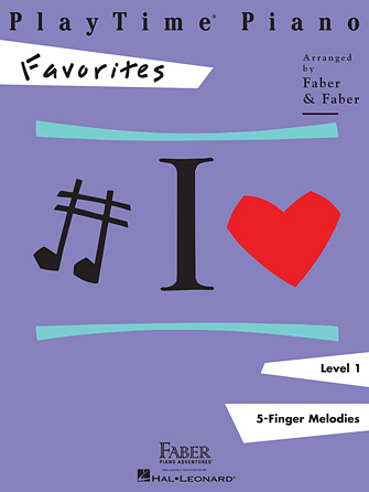 Product Cover for PlayTime® Piano Favorites