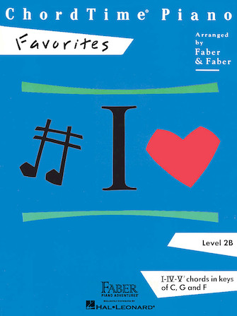 Product Cover for ChordTime® Piano Favorites