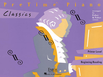 Product Cover for PreTime® Piano Classics