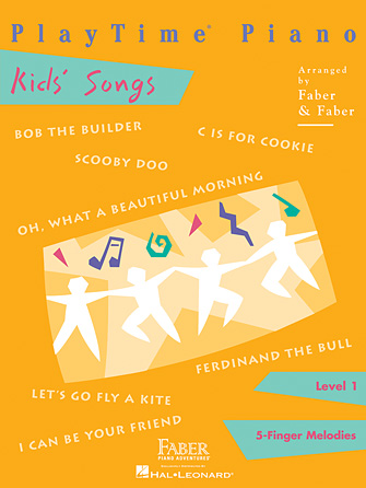 Product Cover for PlayTime® Piano Kids' Songs