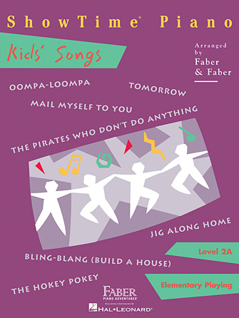 Product Cover for ShowTime® Piano Kids' Songs