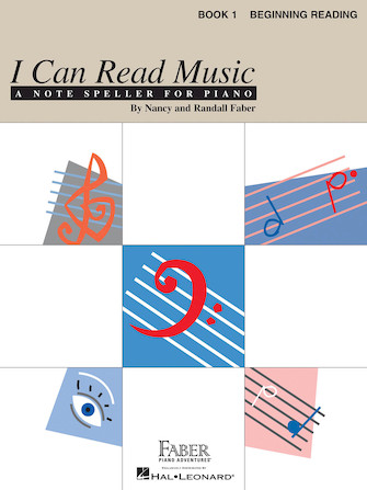 Product Cover for I Can Read Music – Book 1