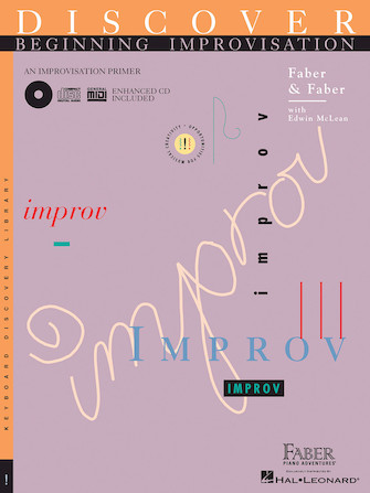 Product Cover for Discover Beginning Improvisation