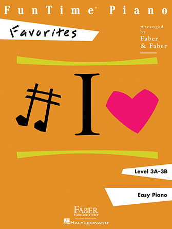 Product Cover for FunTime® Piano Favorites