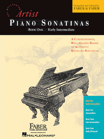 Product Cover for Piano Sonatinas – Book One