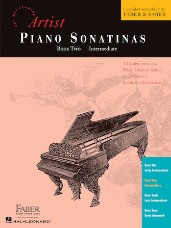 Product Cover for Piano Sonatinas – Book Two