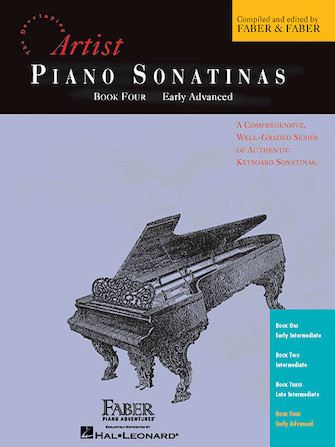 Product Cover for Piano Sonatinas – Book Four