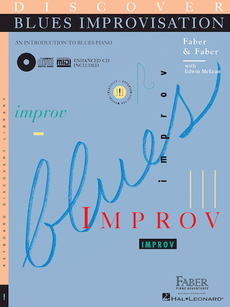 Product Cover for Discover Blues Improvisation