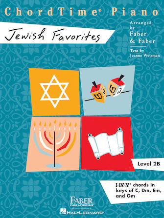 Product Cover for ChordTime® Piano Jewish Favorites