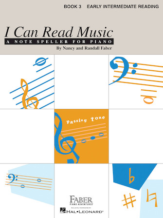 Product Cover for I Can Read Music – Book 3