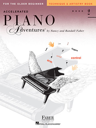 Product Cover for Accelerated Piano Adventures for the Older Beginner