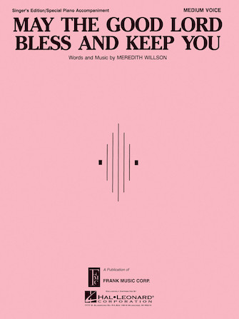 Product Cover for May the Good Lord Bless and Keep You