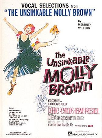 Product Cover for The Unsinkable Molly Brown