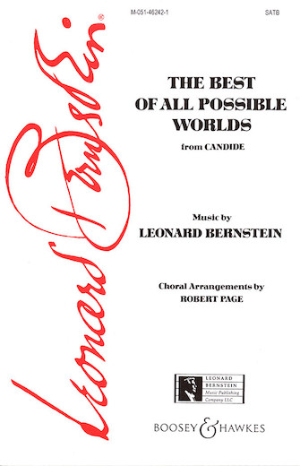 Best of All Possible Worlds : SATB : Leonard Bernstein : Leonard Bernstein : Candide : Songbook : 00450006 : 073999135756