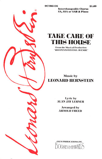 Product Cover for Take Care Of This House