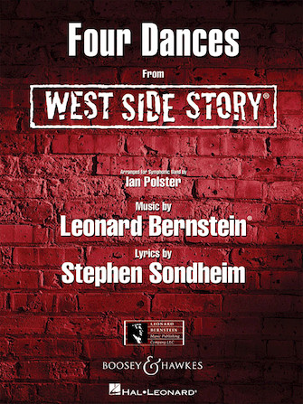 Product Cover for Four Dances from West Side Story