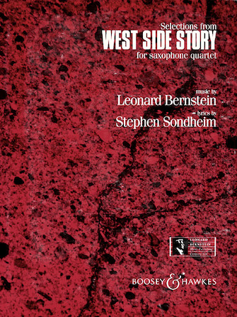 Product Cover for Selections from West Side Story