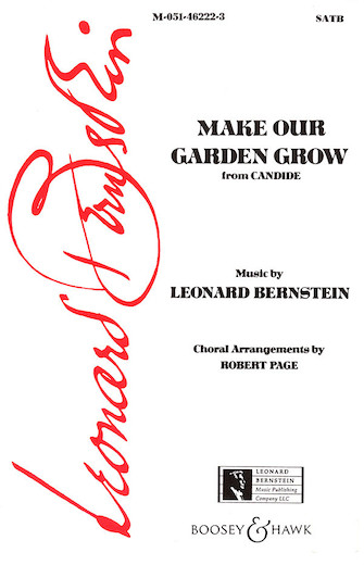 Product Cover for Make Our Garden Grow (from Candide)