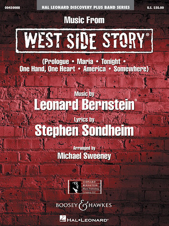 Product Cover for Music from West Side Story