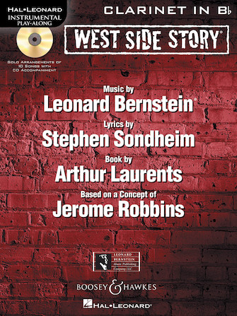 Product Cover for West Side Story for Clarinet