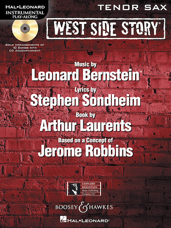 Product Cover for West Side Story for Tenor Sax