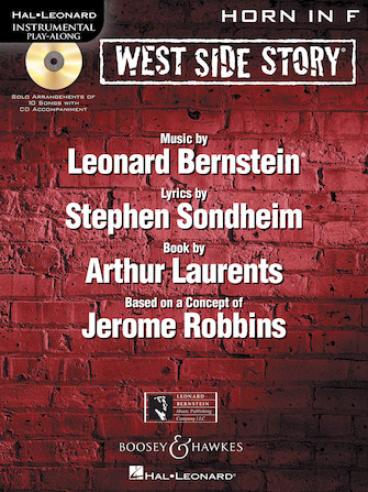 Product Cover for West Side Story for Horn