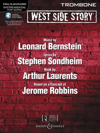 Product Cover for West Side Story for Trombone