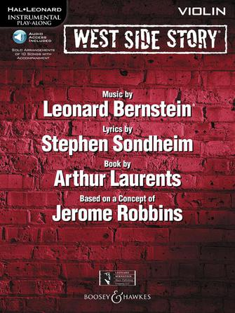 Product Cover for West Side Story for Violin