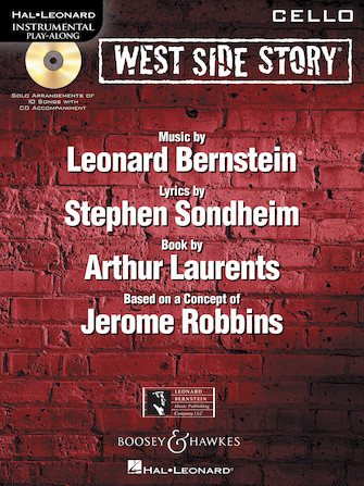 Product Cover for West Side Story for Cello