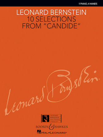 Product Cover for 10 Selections from Candide