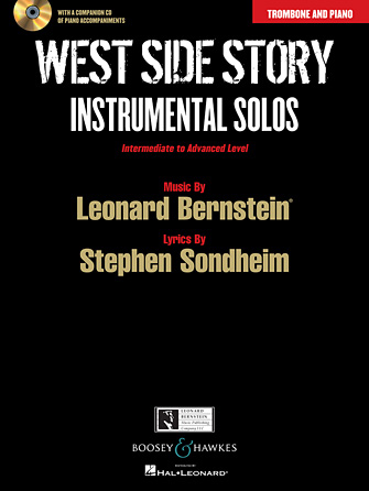 Product Cover for West Side Story Instrumental Solos