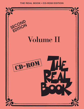 Product Cover for The Real Book – Volume II – Second Edition CD-ROM