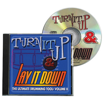 Product Cover for Turn It Up & Lay It Down, Vol. 2