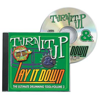"""Turn It Up & Lay It Down, Vol. 3 – """"Rock-It Science"""""""