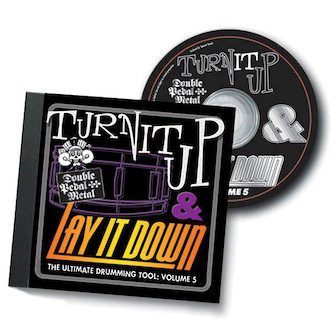 """Turn It Up & Lay It Down, Vol. 5 – """"Double Pedal Metal"""""""