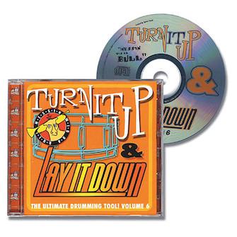 """Turn It Up & Lay It Down, Vol. 6 – """"Messin' Wid Da Bull"""""""