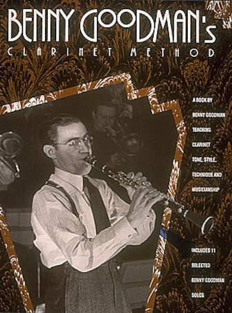 Product Cover for Benny Goodman's Clarinet Method