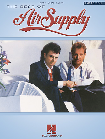 Product Cover for The Best of Air Supply – 2nd Edition