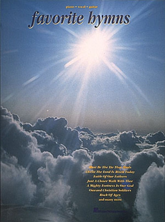 Product Cover for Favorite Hymns