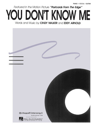 Product Cover for You Don't Know Me