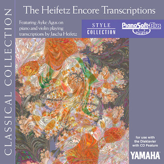 The Heifetz Encore Transcriptions