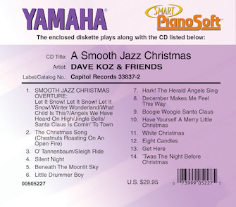 Product Cover for Dave Koz & Friends – A Smooth Jazz Christmas