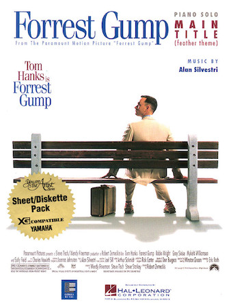 Product Cover for Forrest Gump – Main Title (Feather Theme)