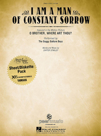 Product Cover for I Am a Man of Constant Sorrow (from O Brother, Where Art Thou?)
