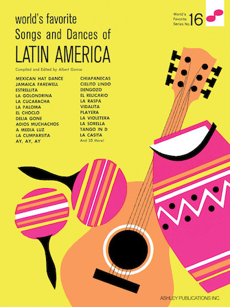 Product Cover for Songs and Dances of Latin America