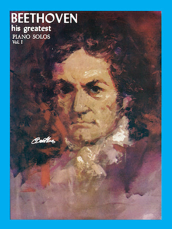 Product Cover for Beethoven His Greatest Piano Solo Volume 1