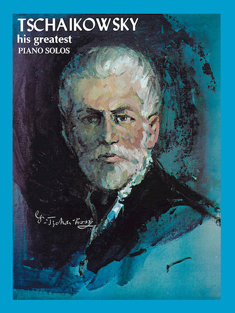 Product Cover for Tchaikowsky – His Greatest Piano Solos