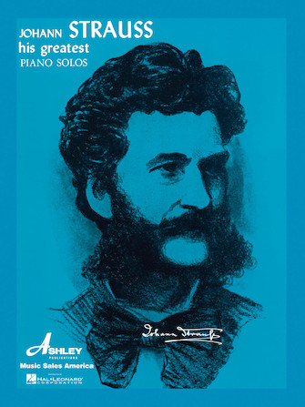 Product Cover for Johann Strauss – His Greatest Piano Solos