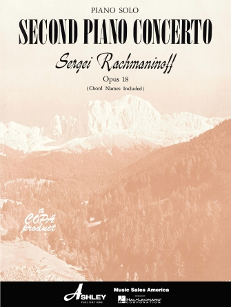 Product Cover for Rachmaninoff – Second Piano Concerto Opus 18